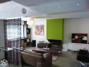 Maison contemporaine meublée 200 m2 St Donatien