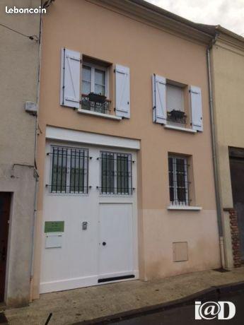 Maison investissement colocation de 6 personnes domont for Domont meuble