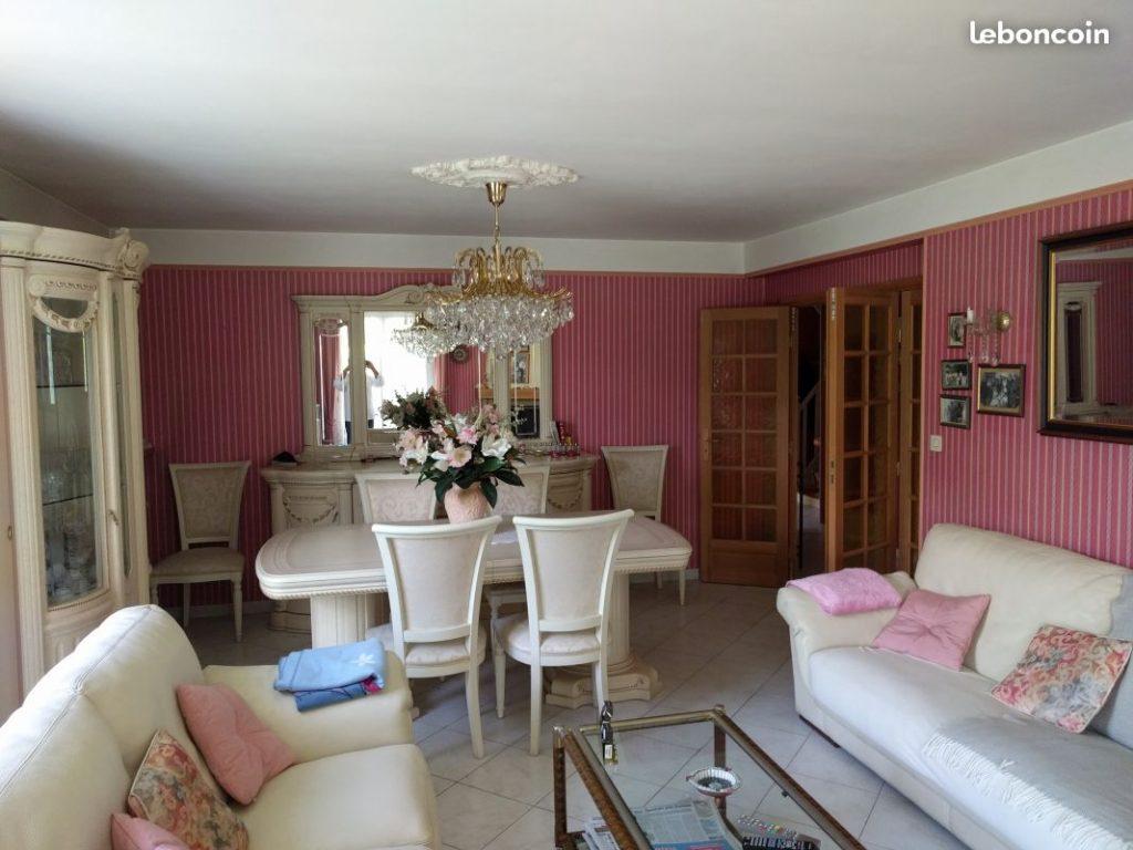 Maison investissement colocation de 5 personnes domont for Domont meuble