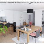 Appartement. Investissement locatif colocation de 5 personnes Lyon 69008 rendement 8.11 % . 265000 €FAI. Loyer net garanti 1792 €