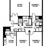 Appartement. Investissement locatif colocation de 4 personnes Versailles 78000 rendement 3.79 % . 465000 €FAI. Loyer net garanti 1468.8 €