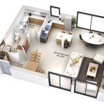 Maison. Investissement locatif colocation de 5 personnes Lyon 69008 rendement 4.76 % . 459000 €FAI. Loyer net garanti 1820 €