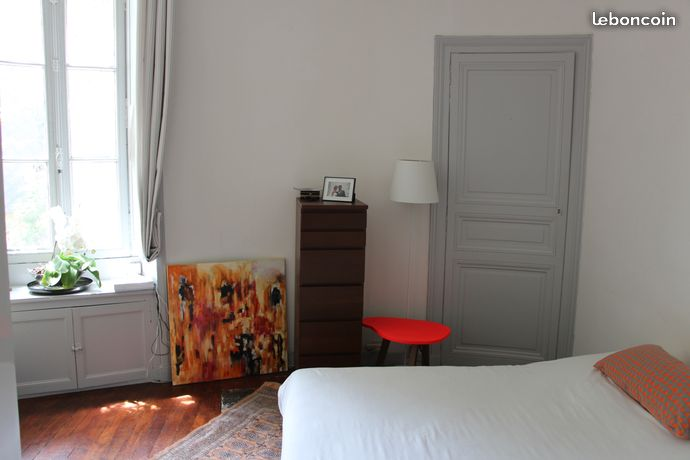 Colocation Nantes  44000 - meublée - 4 colocataires.